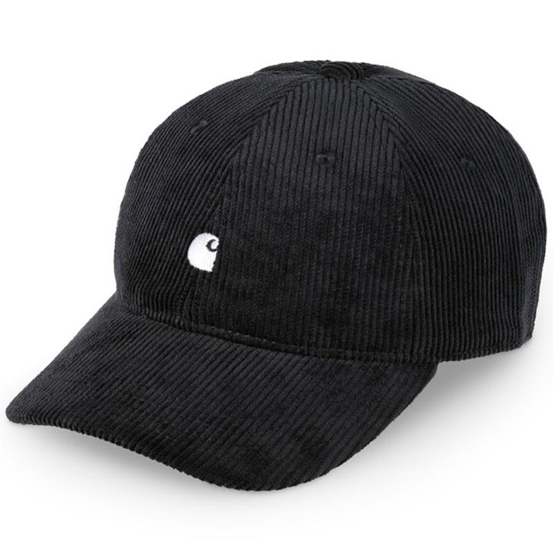 Carhartt WIP Harlem Cap Black/Wax