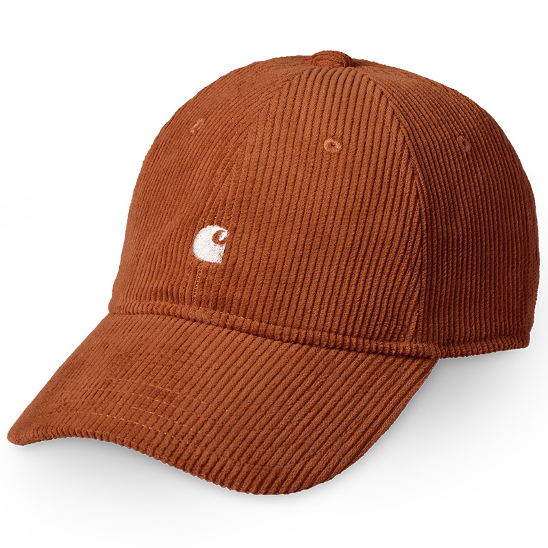 Carhartt WIP Harlem Cap Brandy/Wax