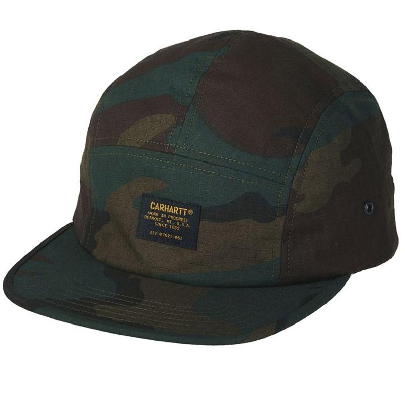 Carhartt WIP Military Cap Camo Evergreen