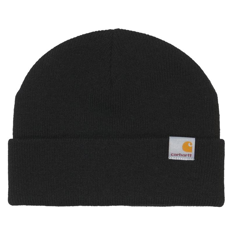 Carhartt WIP Stratus Low Hat Black