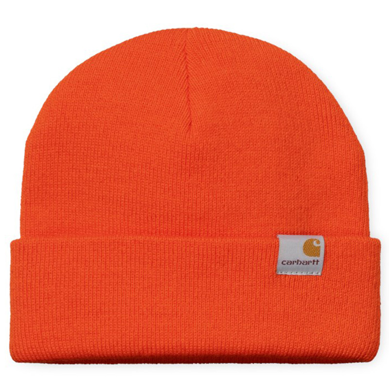 Carhartt WIP Stratus Low Hat Safety Orange
