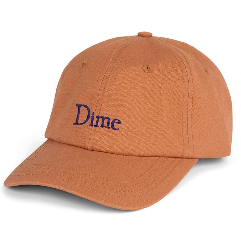 Dime Classic Cap Washed Orange