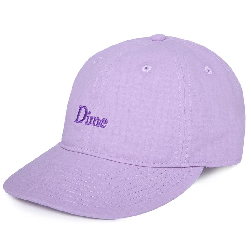 Dime Classic Logo Hat Lilac