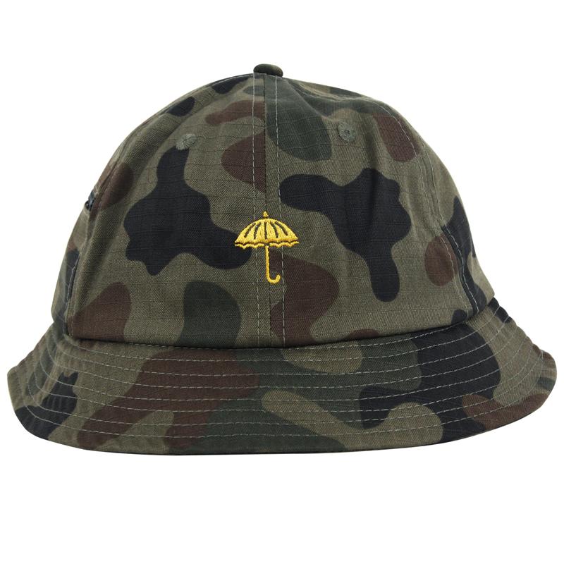 Helas Camo Bucket Hat
