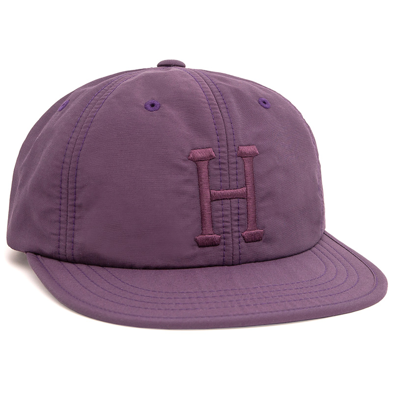HUF Formless Classic H 6 Panel Cap Plum
