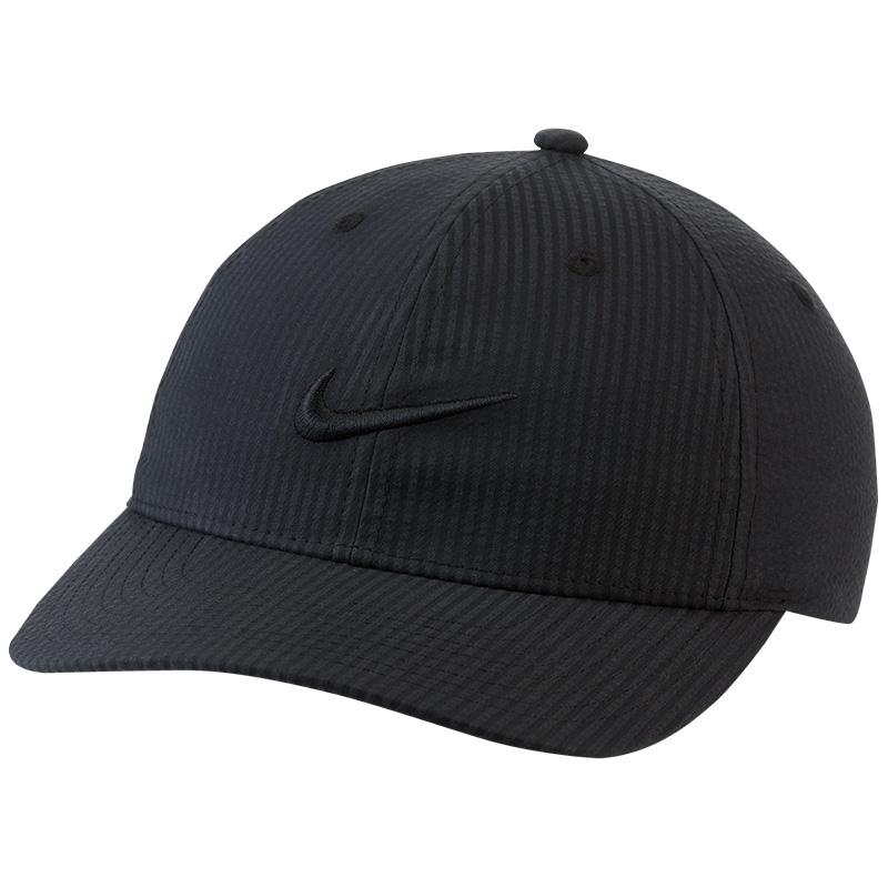 Nike SB H86 Seersucker Flatbill Cap Black/Black