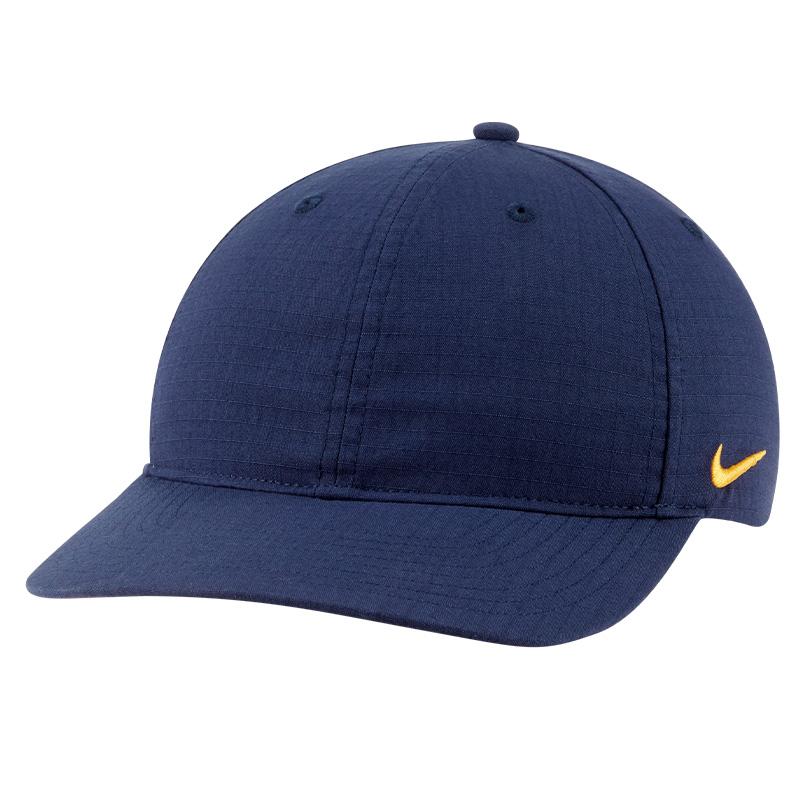 Nike SB H86 Flatbill Cap Midnight Navy/Pollen