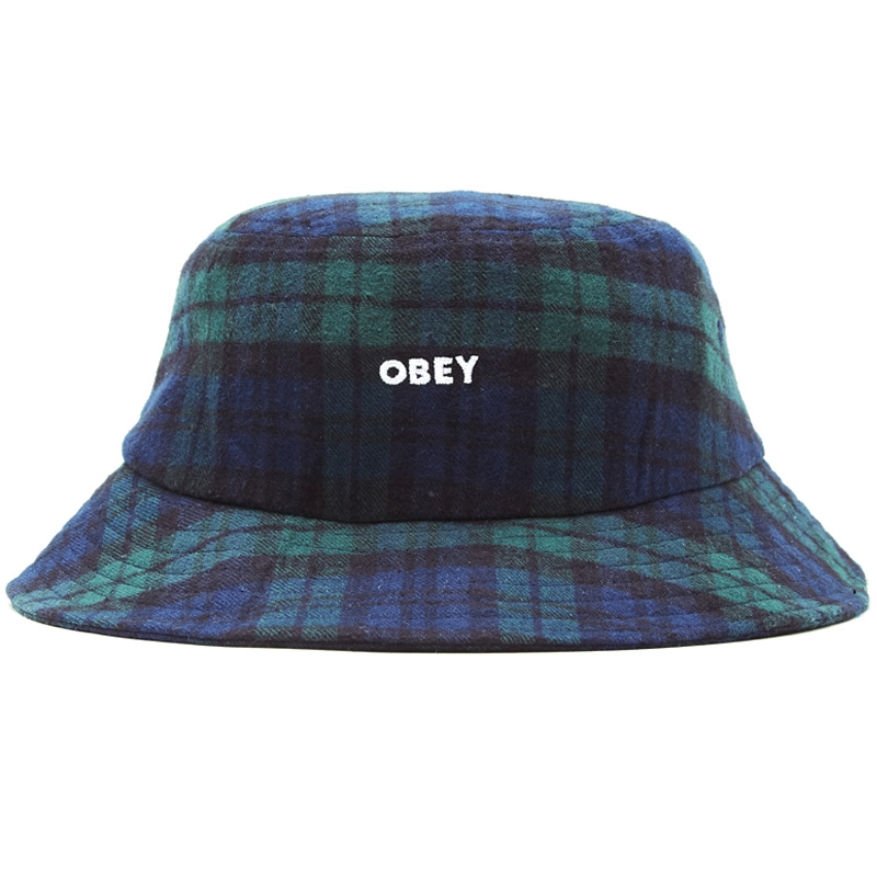 Obey Rhye Bucket Hat Black Multi