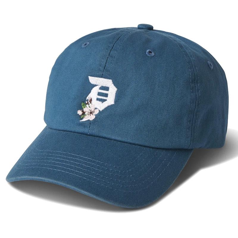 Primitive Dirty P Cherry Blossom Strapback Cap Blue