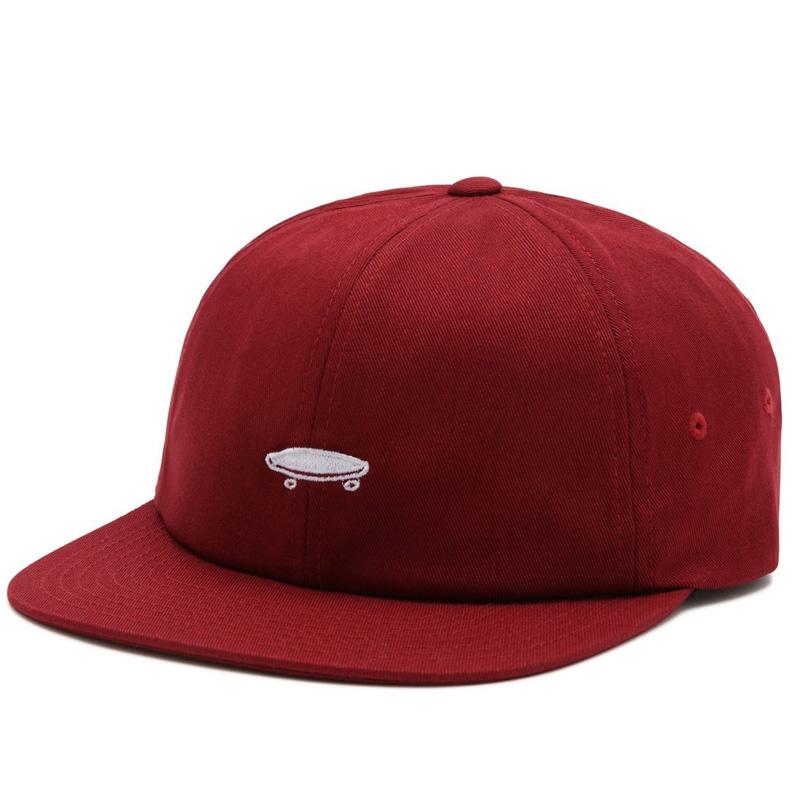 Vans Salton II Hat Pomegranate