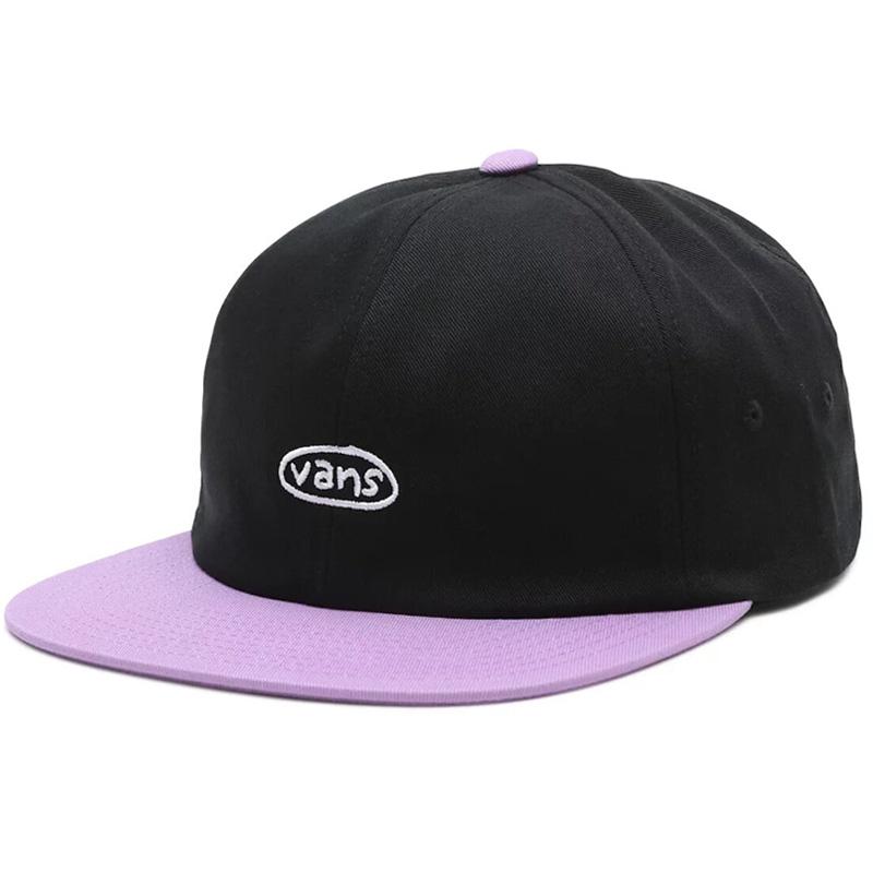 Vans Seasonal Color Jockey Hat Black/English Lavender