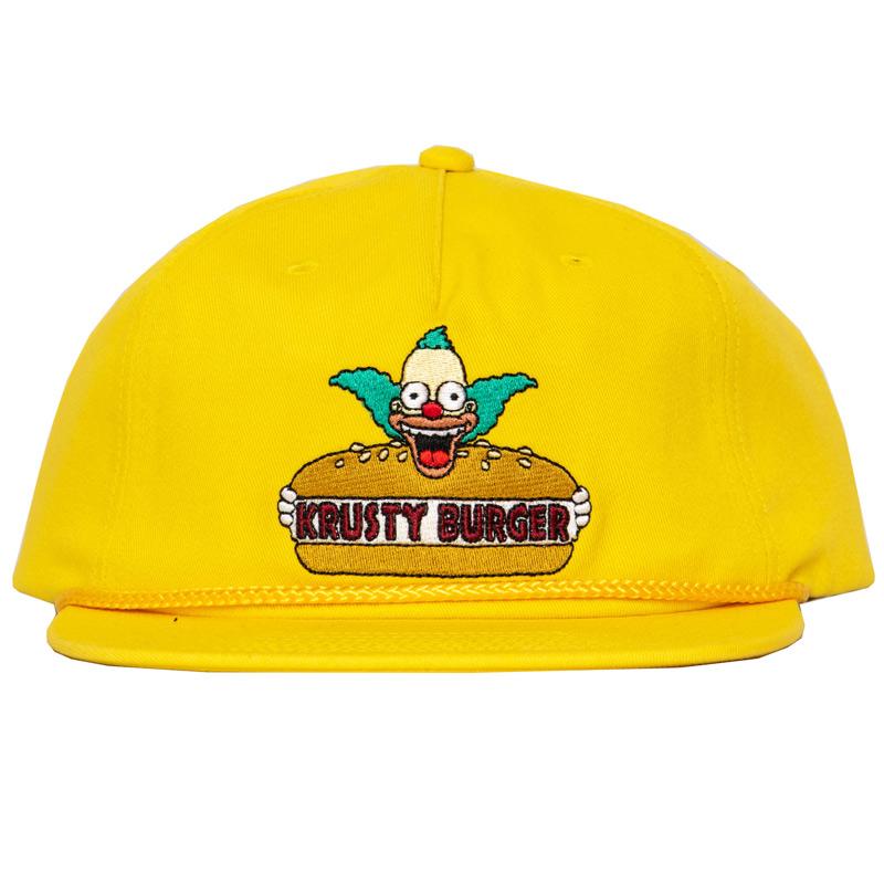 Vans X The Simpsons Cap Yellow
