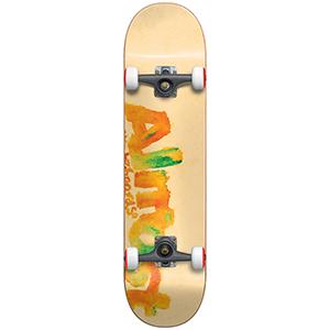Almost Blotchy Peach Complete Skateboard 7.75