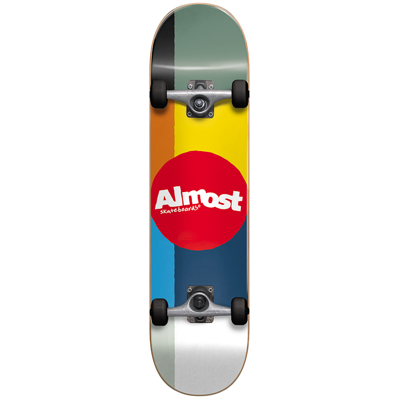 Almost Color Code Complete Skateboard 7.875