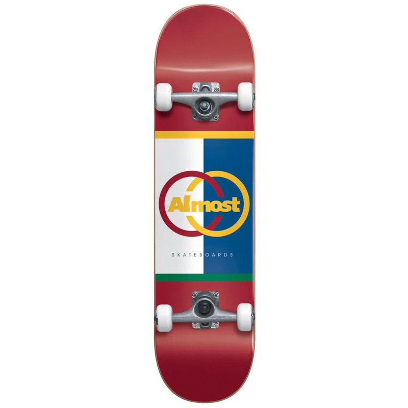 Almost Ivy League First Push Complete Skateboard 8.125