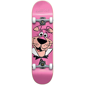 Almost Snagglepuss Face Premium Complete Skateboard Pink 8.0