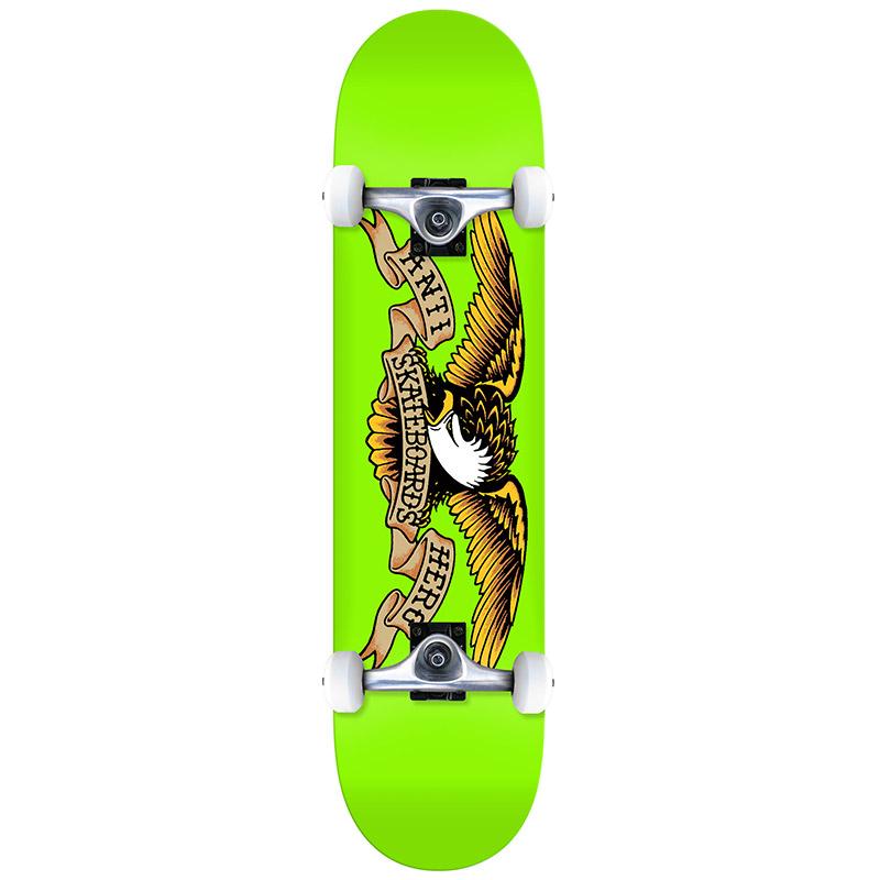 Anti Hero Classic Eagle LG Complete Skateboard 8.0