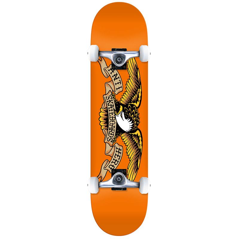 Anti Hero Classic Eagle MD Complete Skateboard 7.75