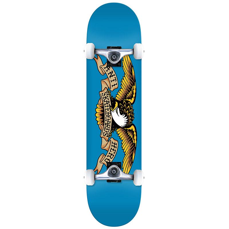 Anti Hero Classic Eagle SM Complete Skateboard 7.5