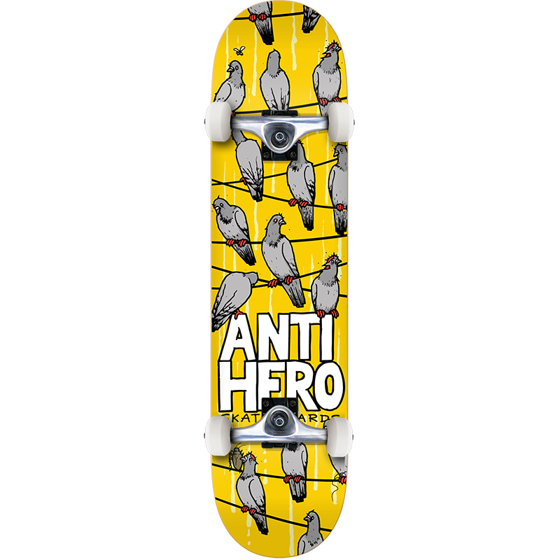 Anti Hero Conference Call LG Complete Skateboard 8.0