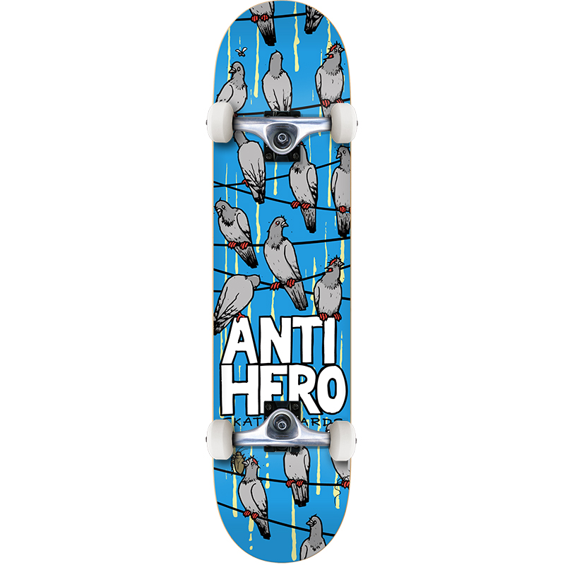 Anti Hero Conference Call MD Complete Skateboard 7.75