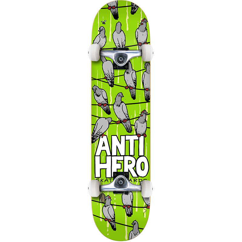 Anti Hero Conference Call XL Complete Skateboard 8.25