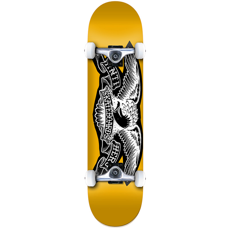 Anti Hero Copier Eagle LG Complete Skateboard 8.0