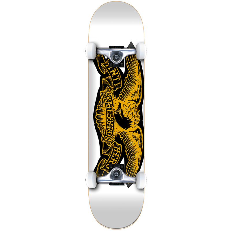 Anti Hero Copier Eagle MD Complete Skateboard 7.75