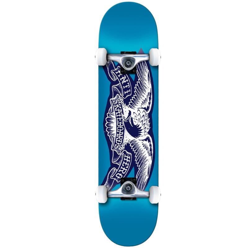Anti Hero Copier Eagle SM Complete Skateboard 7.5