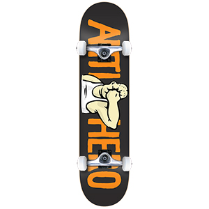 Anti Hero Face Large Complete Skateboard 8