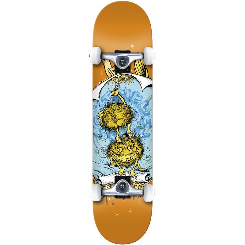 Anti Hero Grimple Glue MD Complete Skateboard 7.75