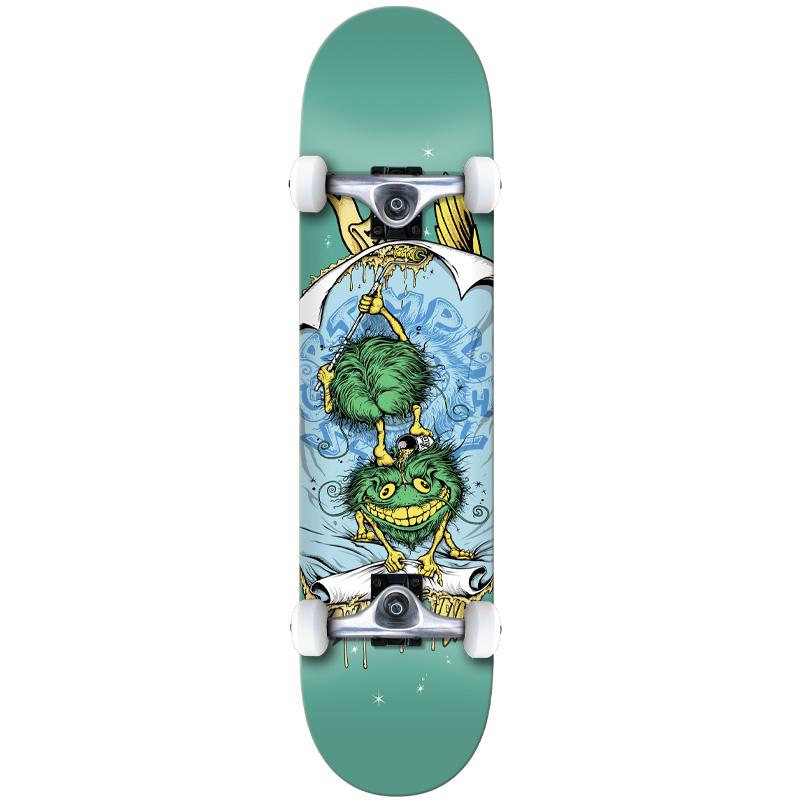 Anti Hero Grimple Glue Mini Complete Skateboard 7.3