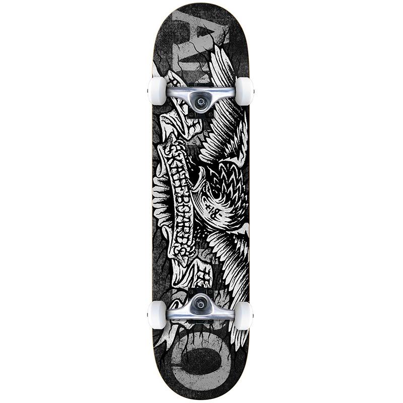 Anti Hero Hesh Eagle LG Complete Skateboard 8