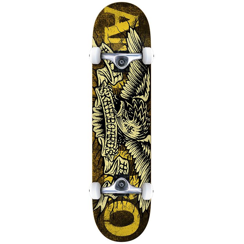 Anti Hero Hesh Eagle MD Complete Skateboard 7.75