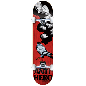 Anti Hero New Pigeon Large Complete Skateboard 8.0