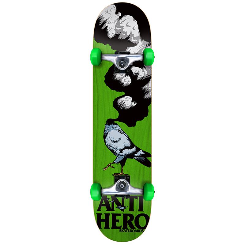 Anti Hero New Pigeon Small Complete Skateboard 7.5