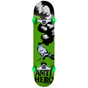 Anti Hero New Pigeon Small Complete Skateboard 7.5