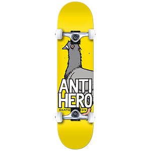 Anti Hero Pigeon Hero Large Complete Skateboard 8.0
