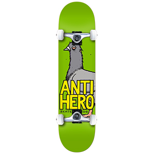 Anti Hero Pigeon Hero Small Complete Skateboard 7.5
