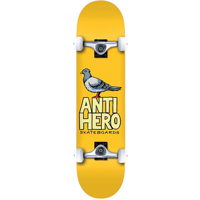 Anti Hero Pigeon Hero XL Complete Skateboard 8.25