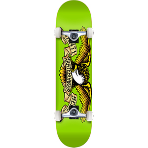 Anti Hero Team Eagle MD Complete Skateboard 7.75