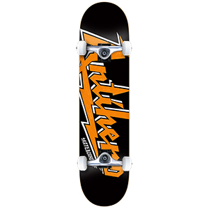 Anti Hero Volts Large Complete Skateboard 8.0
