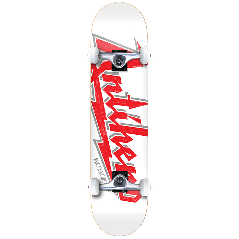 Anti Hero Volts Medium Complete Skateboard 7.75