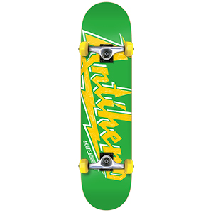 Anti Hero Volts Small Complete Skateboard 7.5