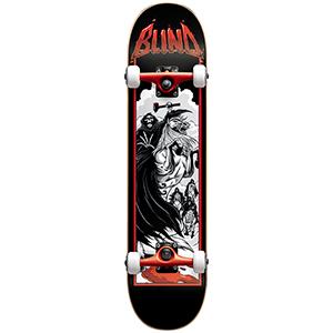 Blind Kill Red Premium Complete Skateboard 7.625
