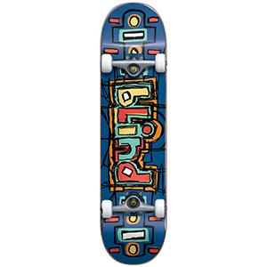 Blind OG Design Youth FP Complete Skateboard 7.25