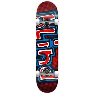 Blind Og Foil FP Premium Complete Skateboard Red 7.625