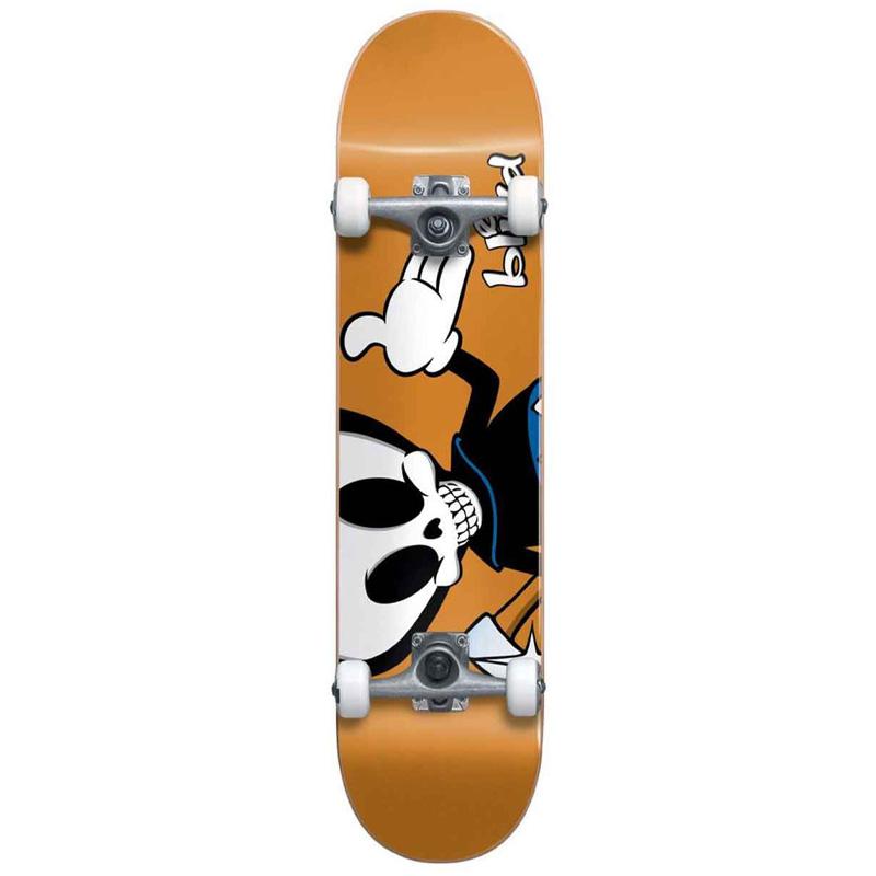 Blind Reaper Character FP Premium Complete Skateboard Orange 7.75