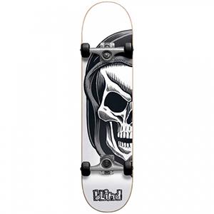 Blind Reaper Split Classic Complete Skateboard White 7.75