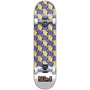 Blind Tile Style FP Premium Complete Skateboard 7.75